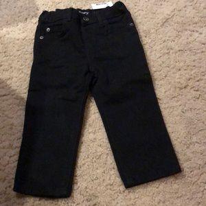 18-24 month black jeans